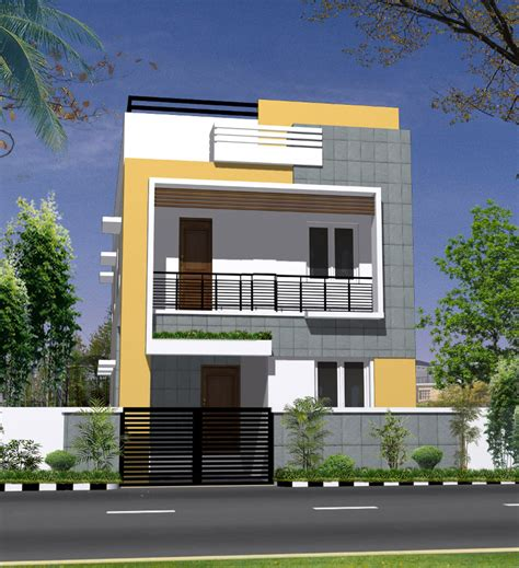 elevation image of building paradise cherry home