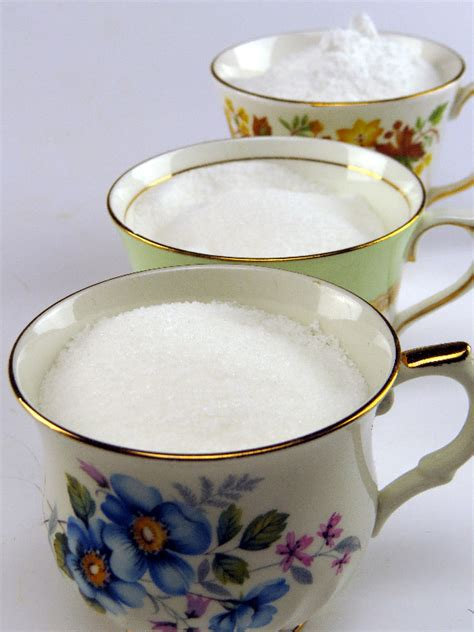 Sugar Cup three cups of sugar how to make caster sugar icing