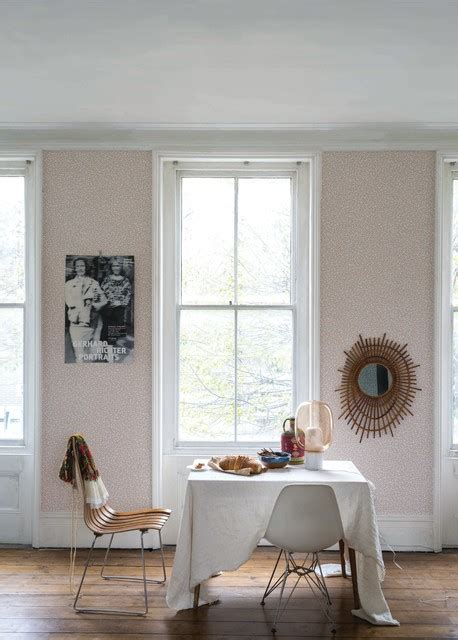 farrow and frankfurt f b tapetenmuster 2015 eclectic dining room
