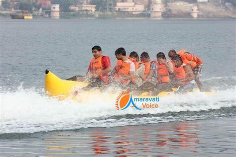 banana boat movie banana boat ride quot a new experience in bhavani island