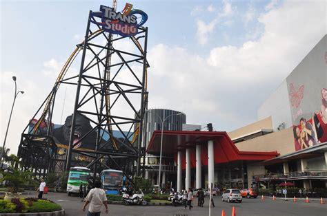 theme park bandung trans studio bandung theme park terbesar di indonesia
