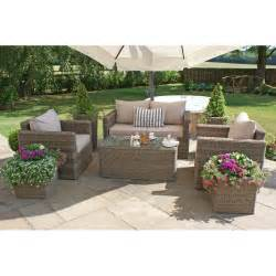 Garden Furniture Store Maze Rattan Winchester Square Garden Sofa Set The Uk S