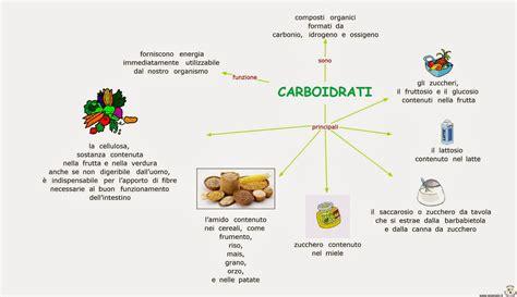 zuccheri alimenti paradiso delle mappe carboidrati