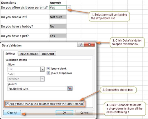 how to insert a cell drop down box in microsoft excel ehow excel drop down list how to create edit and remove a