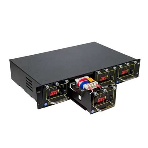 Rack Power Supply by P3 Pmax Dc 16 19in Rackmount Power Supply 16x12vdc 16a