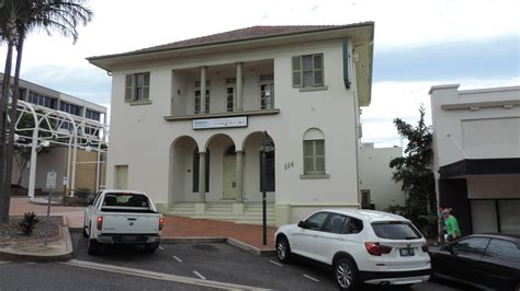 Gladstone Post Office by Gladstone Queensland