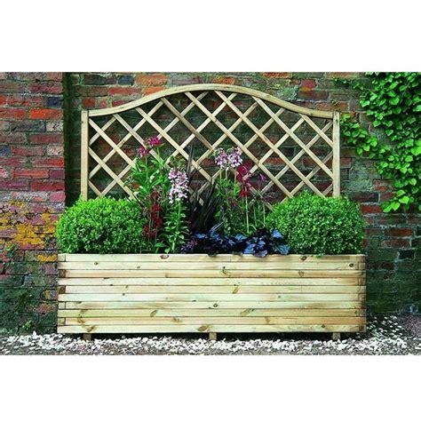 vasi da giardino in legno fioriere da giardino vasi e fioriere fioriere per il