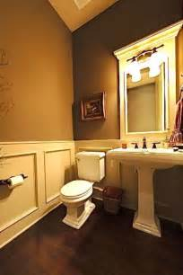 bathroom ideas with wainscoting wainscoting in bathroom bath remodel ideas