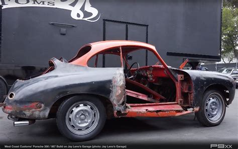 Porsche 356 Custom by West Coast Customs Builds 356 Body 987 2 Likely For Justin