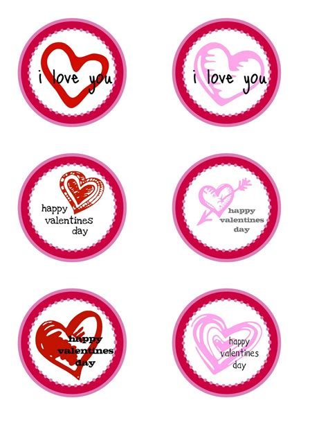 valentines day free printables free printable s day gift tags creative juice