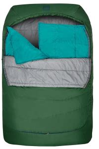 Comfort Rating Sleeping Bag by Gearflogger Kelty