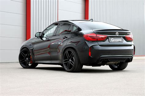 X6 M Bmw by G Power Bmw X6 M Delivers 739 Horsepower