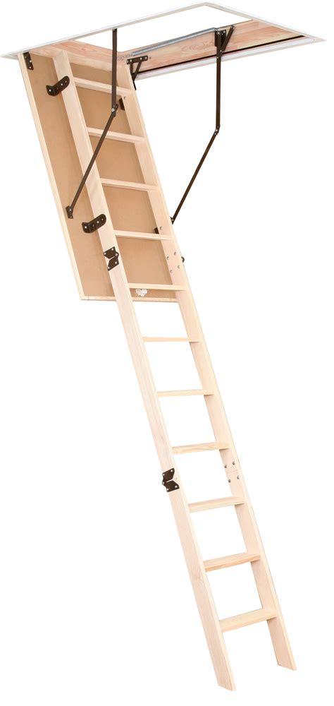 3 Section 12 Tread Folding Loft ladder   Departments   DIY