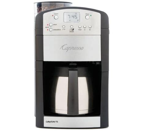 Best Coffee Makers with Grinder   Bean to jug with grind and brew filter coffee machines