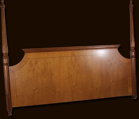 how big is a king size headboard reproduction headboards in mahogany yew oak and bespoke