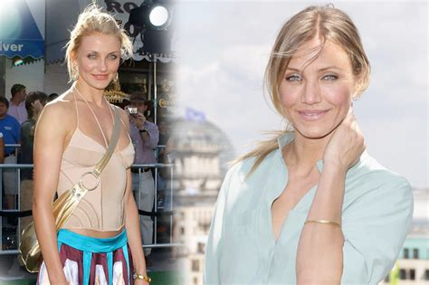 celebrity style now fashion flashback cameron diaz then now celebrity