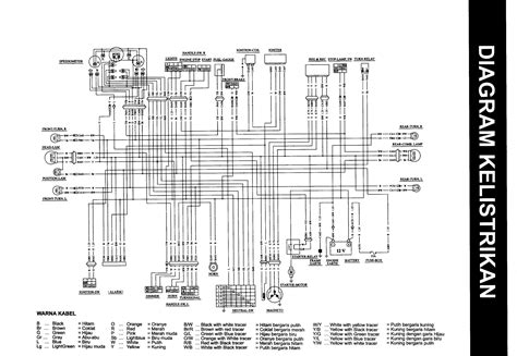 wiring diagram suzuki thunder 125 wiring diagram manual