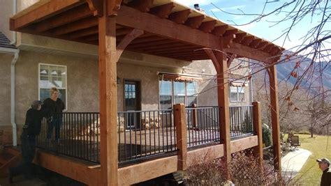 pics inside 14x30 house 14x30 attached timber frame pergola a timber frame