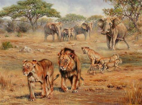imagenes de animales y paisajes im 225 genes arte pinturas im 225 genes paisajes naturales con
