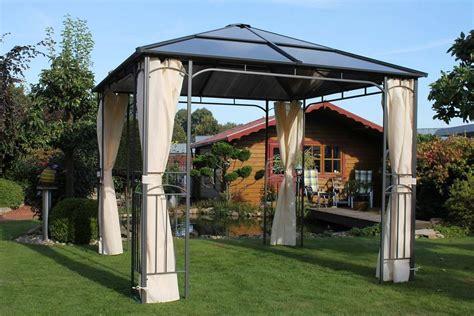Pavillon Mit Festem Dach 202 by Leco Pavillon 187 M 252 Nsterland 171 Bxt 300x360 Cm Otto