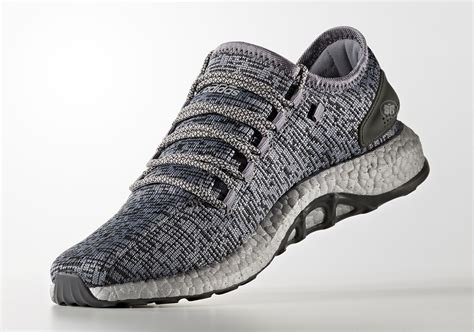 Adidas Pureboost Ltd 2017 Black adidas boost ltd grey release date s80703 sneakernews