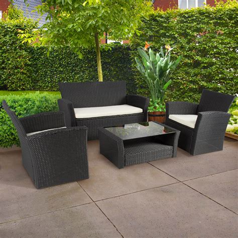 Rattan Patio Furniture Set How To Select The Best Quality Patio Furniture For Your Home Rattan And Wicker Furniture