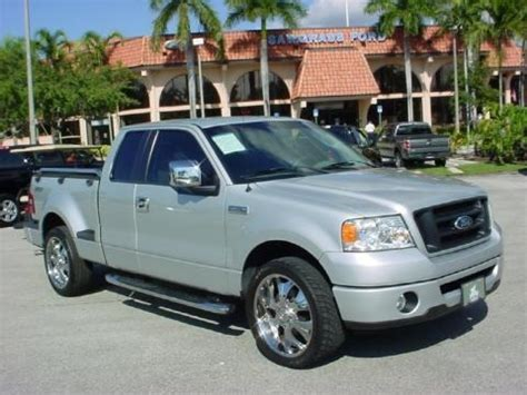 2006 F150 Specs by 2006 Ford F150 Stx Supercab Data Info And Specs