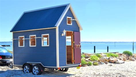 Move Over Mcmansions The Tiny House Movement Is Here Tiny House Builders In Australia