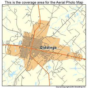 giddings map aerial photography map of giddings tx