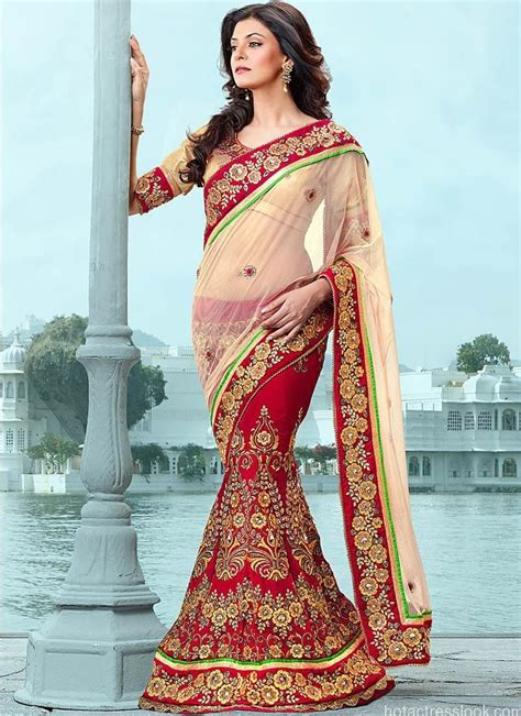 sushmita sen in saree sushmita sen latest hot and sexy photos and wallpapers in