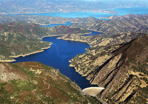 lake berryesa increased seismicity highlights napa county seismic hazard