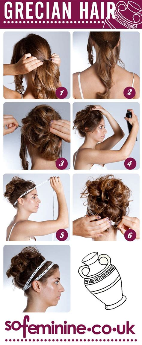 how to give myself the best hairstyle with a widows peak for 20 best ideas about greek goddess hairstyles on pinterest