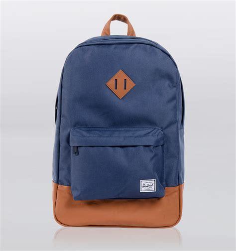herschel supply co heritage 15 quot laptop backpack navy