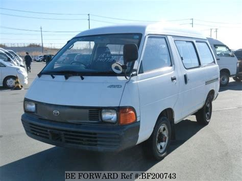Toyota Liteace 1992 Used 1992 Toyota Liteace Dx S Cr36v For Sale Bf200743