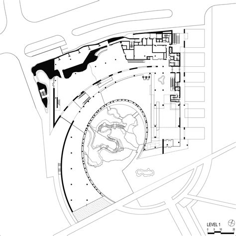 How To Draw A Floorplan To Scale shanghai natural history museum perkins will archdaily