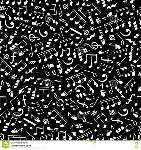 dot pattern note la noire mod 232 le sans couture de musique noire et blanche avec des