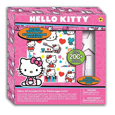 henna tattoo hello kitty savvi hello temporary tattoos kit hellokittyoverload
