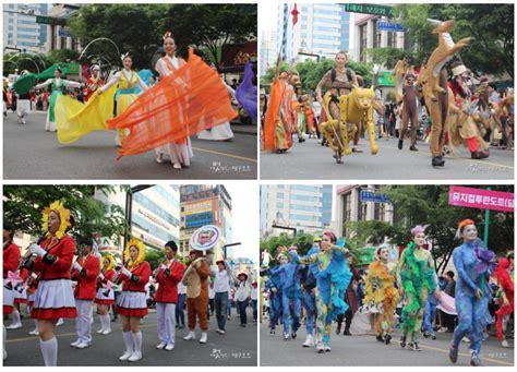 festival in daegu south korea free daegu travel 2016 daegu colorful festival s