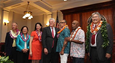 Hawaii Supreme Court Search Judiciary Veterans Treatment Court Graduation Held On Oahu