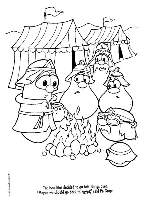 printable coloring pages veggie tales veggie tales madame blueberry free coloring pages
