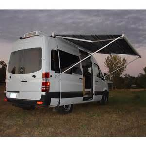 Fiama Awning by Fiamma F65 Roof Mount Awning Sprinter Parts Depot