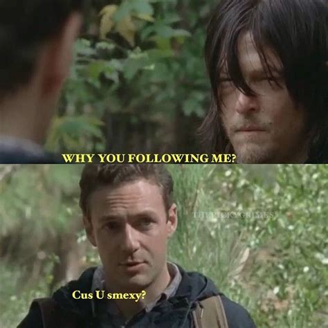 Daryl Walking Dead Meme - 598 best daryl dixon funny memes images on pinterest