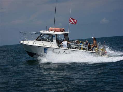 charter boats north east east coast north carolina scuba diving