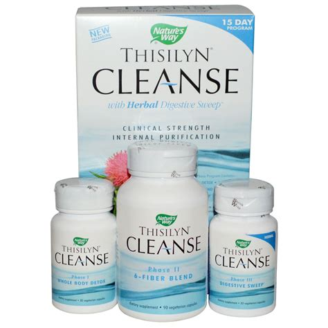 L A Cleanse Detox Reviews by Nature S Way Thisilyn Cleanse With Herbal Digestive Sweep