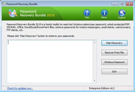 windows reset password enterprise password recovery bundle 2016 enterprise 4 2 latest