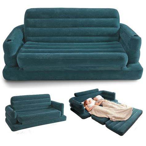 Rotex Intex Sofa Bed Rotex Intex 68566 Sofa Bed Materasso Gonfiabile Divano