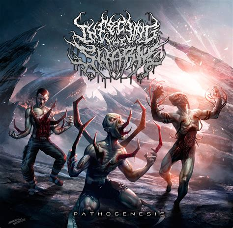 Enemy Records Infecting The Swarm Pathogenesis Lacerated Enemy Records