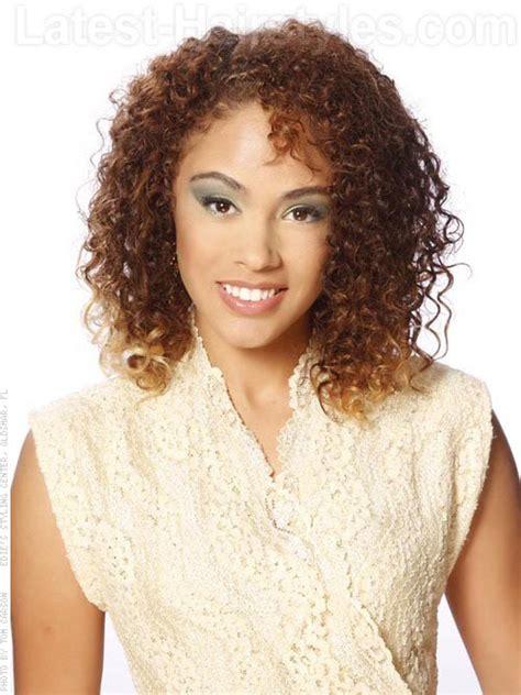 medium hairstyles naturally wavy hair curly hairstyles glamorous curly hairstyles