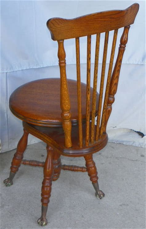 Piano Stool With Back by Bargain S Antiques 187 Archive Antique Oak Piano Stool With Back Bargain S Antiques