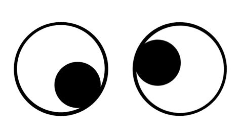 printable crazy eyes googly eyes clip art clipart best